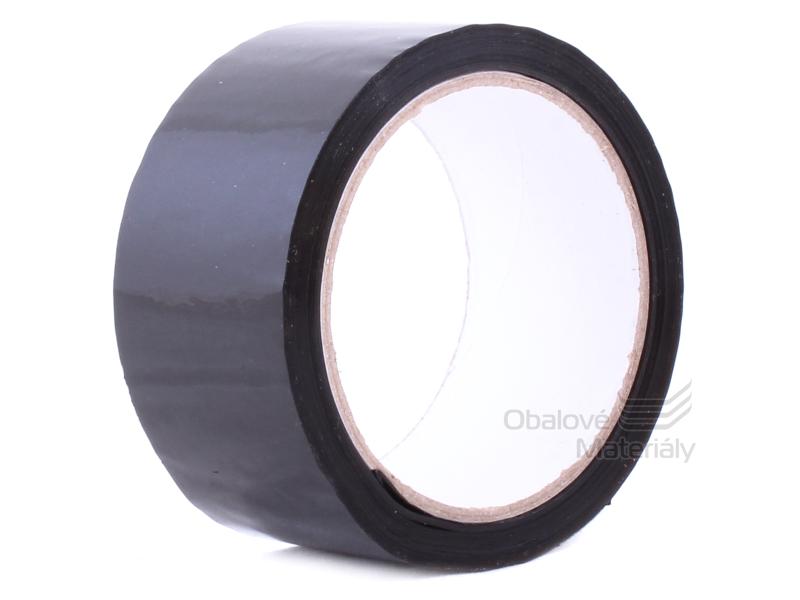 Lepicí páska 48mmx66m černá