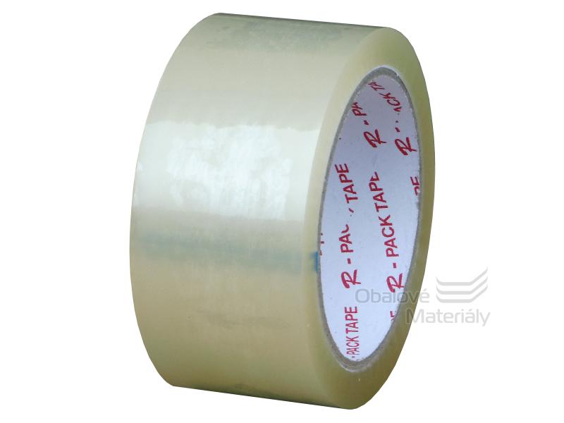 Lepící páska HOTMELT, 48mm*66m, transparentní