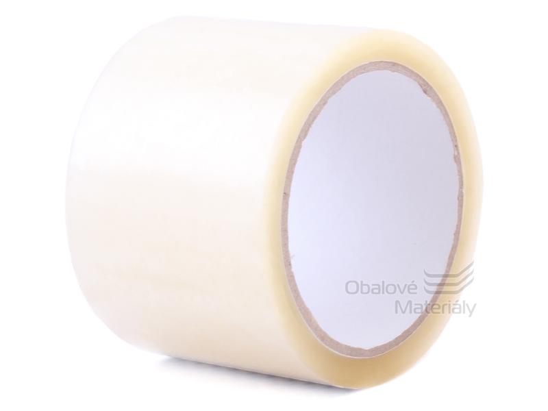 Lepící páska balící 75 mm*66 m