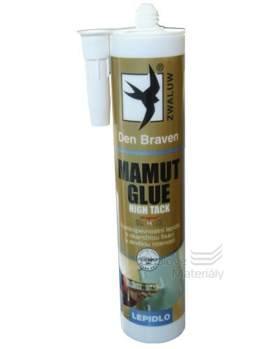 Lepidlo MAMUT Glue 290ml HIGH TACK (bílý)