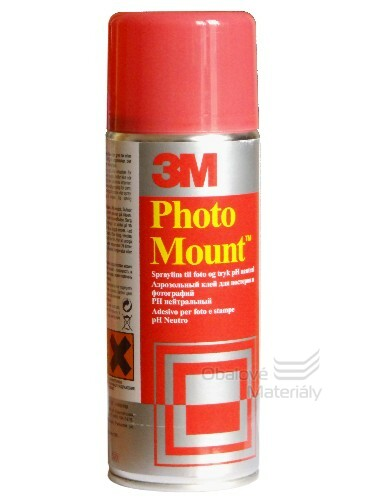 Lepidlo 3M Photo Mount