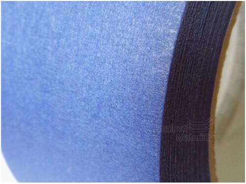 Profi papírová maskovací páska 48mmx50M