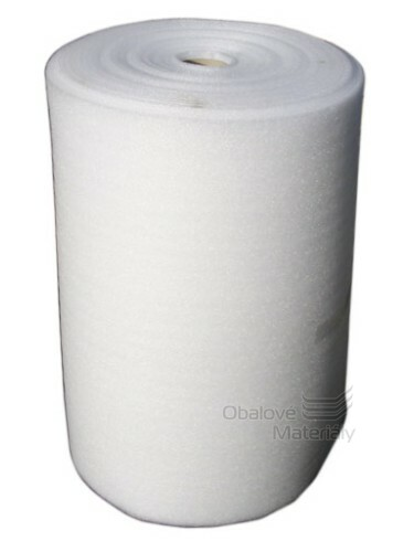 Mirelon, šíře 155cm, návin 700m, tl. 0,8mm, pěnový polyetylen