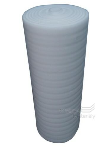 Mirelon, šíře 110cm, návin 50m, tl. 3mm, pěnový polyetylen