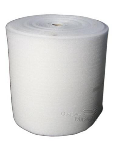 Mirelon, šíře 110cm, návin 700m, tl. 0,8mm, pěnový polyetylen