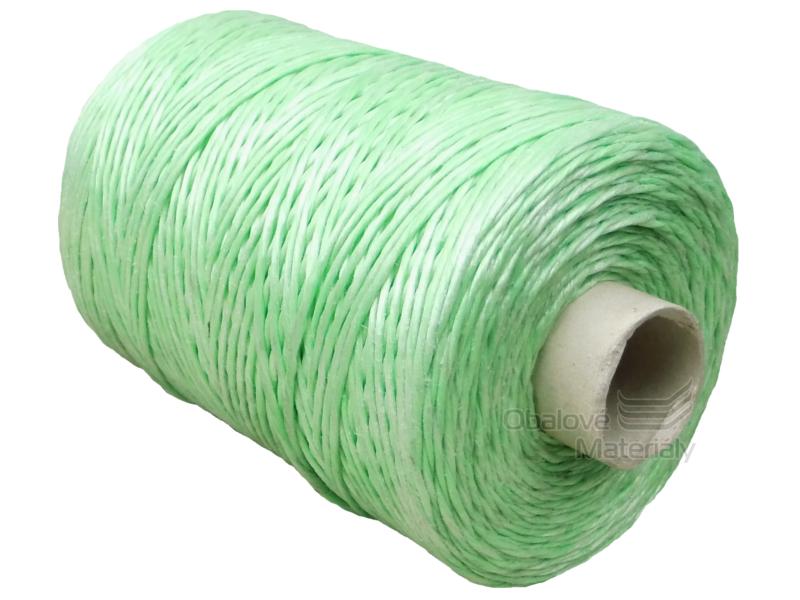 Motouz PP 1kg - zelený