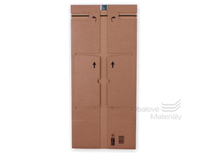 Zásilkový obal na pořadače PROGRESS PACK- 320*290 mm s lepící klopou