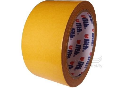 Lepicí páska oboustranná - 50 mm x 10 m