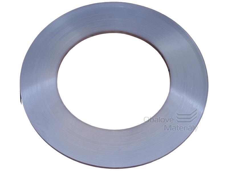 Vázací páska ocelová, 16*0,5 mm, 19 kg