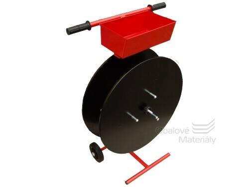 Odvíječ pojízdný pro dutinky 60-406 mm