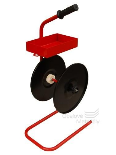 Odvíječ vázací pásky, pro dutinky 75-100 mm