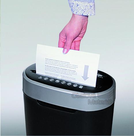 Papír A5 čistící olejový do skartovaček