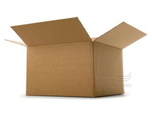 Přepravní krabice na paletu 1200*800*750 mm 5-vrstvá lepenka