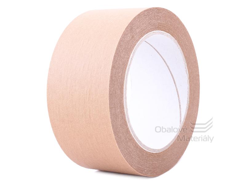 Papírová páska samolepící 50 mm * 50 m
