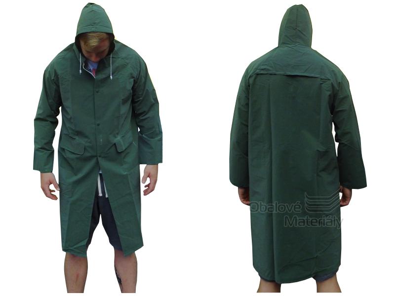 Pláštěnka DEREK - zelená