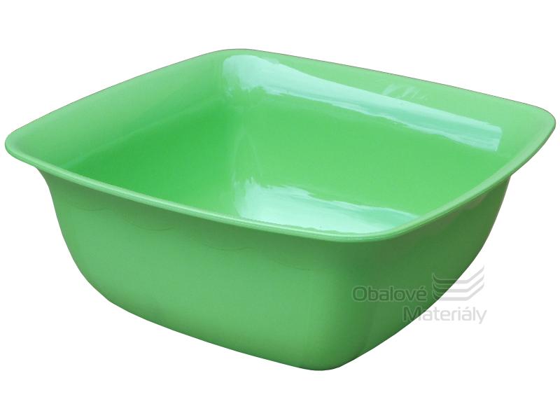 Plastová miska 230*230*100 mm