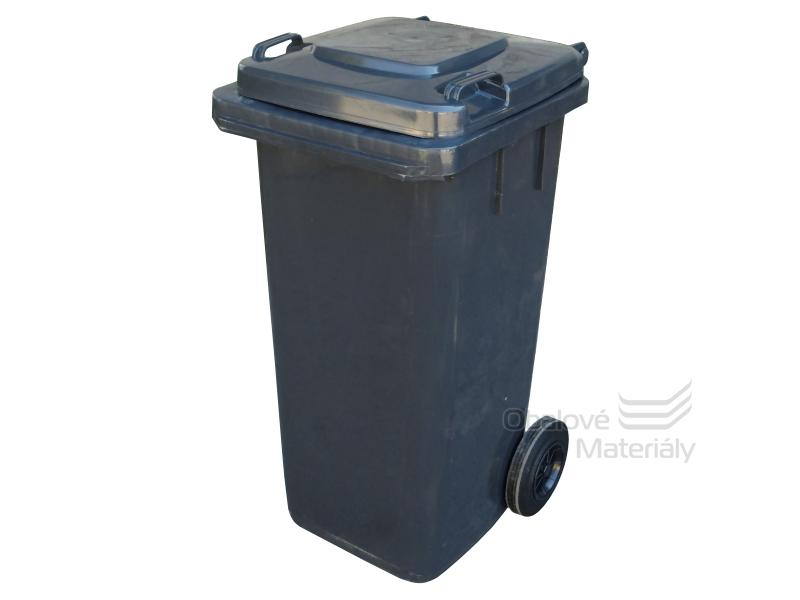 Plastová popelnice 120 l