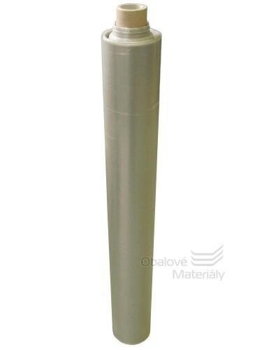 Polorukáv LDPE 2*50 m, 100 my, transparentní