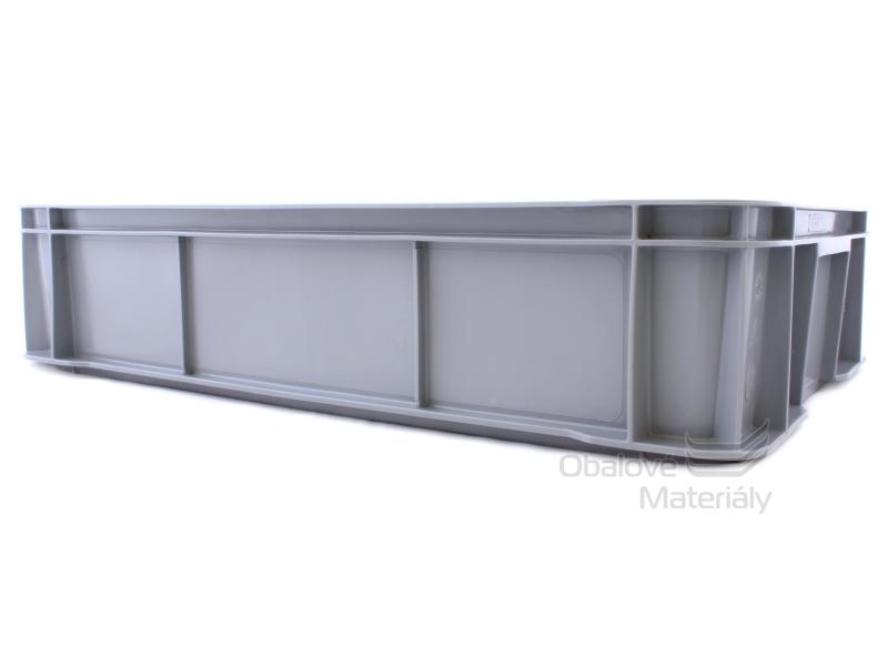 Plastová přepravka na lahůdky 600*400*135 mm