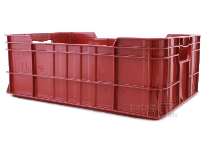 Plastová přepravka na maso 600*400*220 mm