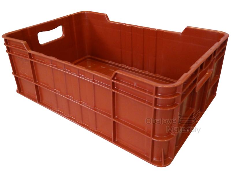 Plastová přepravka PM1 600*400*220 mm