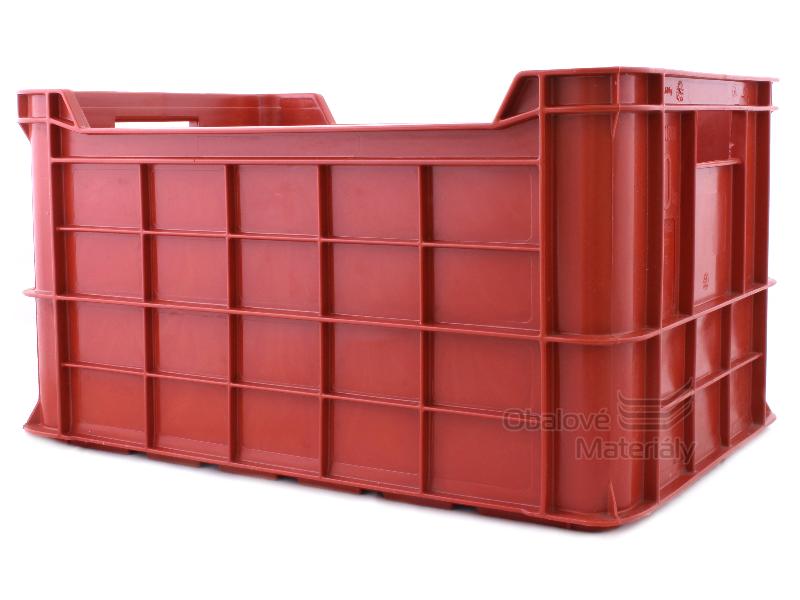 Řeznická přepravka na maso OZT50 600*400*324 mm