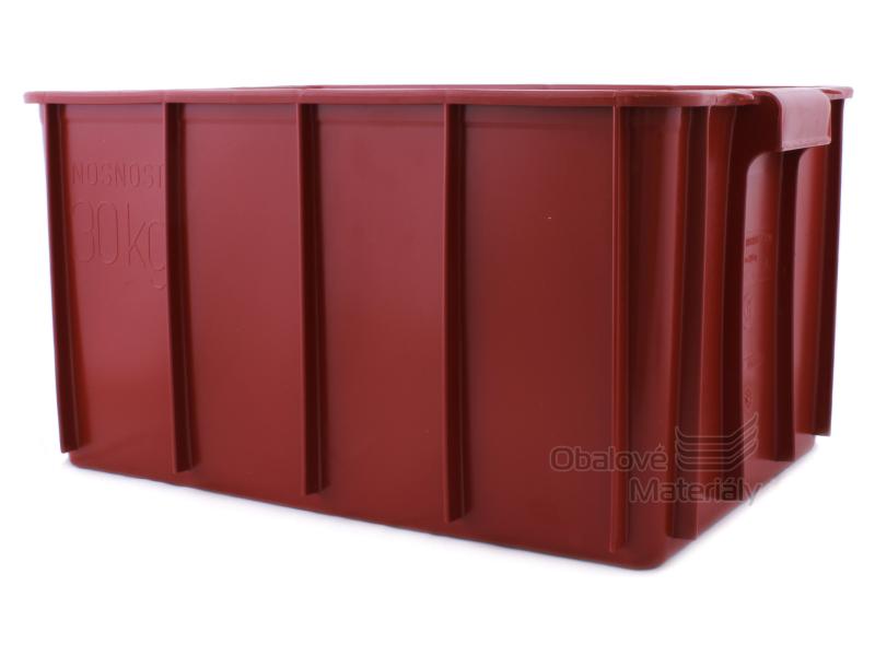 Plastová přepravka na maso T50 600*400*300mm