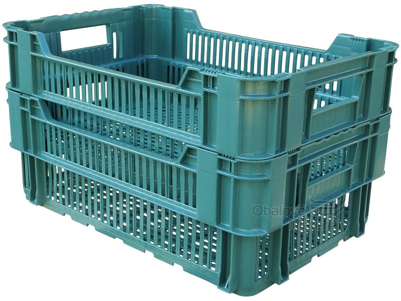 Vkladová přepravka na ovoce a zeleninu 600*400*220 mm