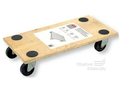 Přepravní vozík na nábytek, manipulační vozík