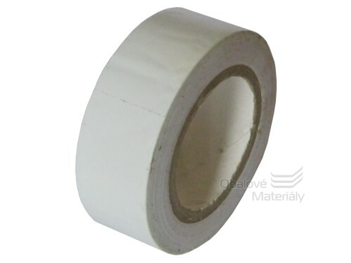Izolační PVC páska 15 mm * 10 m, bílá