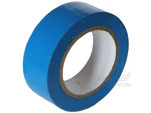 Izolační PVC páska 15 mm * 10 m, modrá