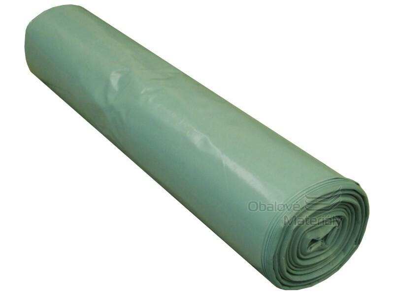 Pytle na odpad 70*110 cm, typ 60, nosnost 20 kg, role 25 ks, modré