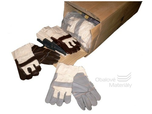 Pracovní rukavice BOJAR zimní