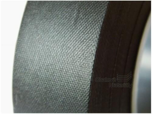 Samosvařitelná opravárenská páska Den Braven 19 mm * 5 m, černá