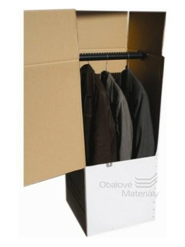Šatní boxy použité 600*520*960 mm
