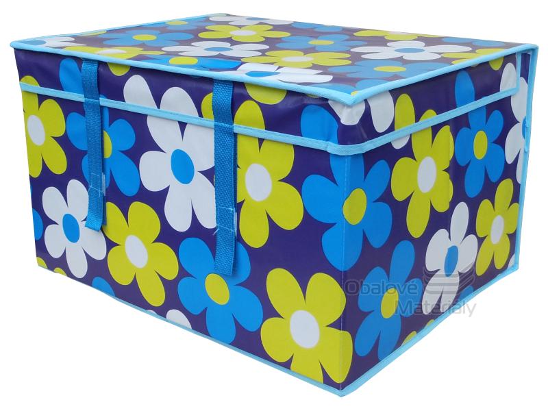 Skládací box 500*400*300 mm, látkový, 60 l
