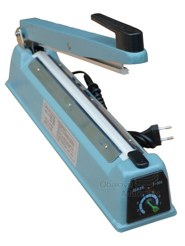 Páková impulsní svářečka folií PFS-400, konstrukce kov (600W)