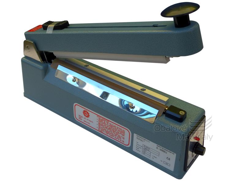 Ruční impulsní svářečka s ořezem KF 200 HC