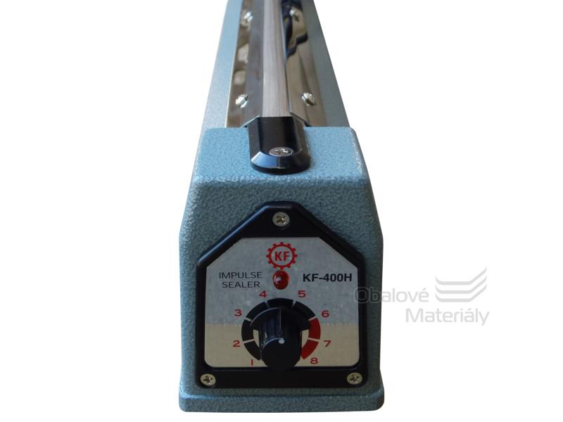 Ruční impulsní svářečka bez ořezu KF 400 H