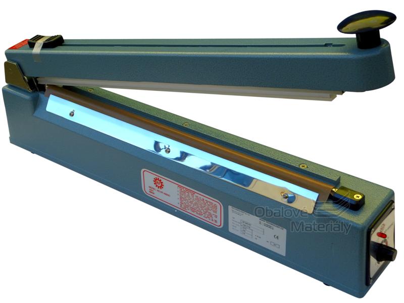 Ruční impulsní svářečka s ořezem KF 400 HC