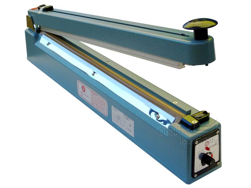 Ruční impulsní svářečka s ořezem KF 500 HC