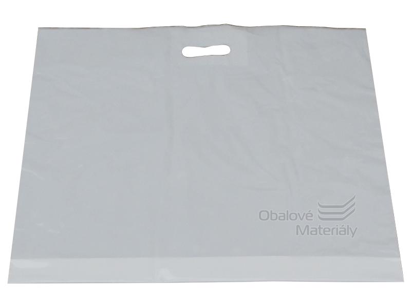Taška LDPE  650*550*0,06 mm, bílá