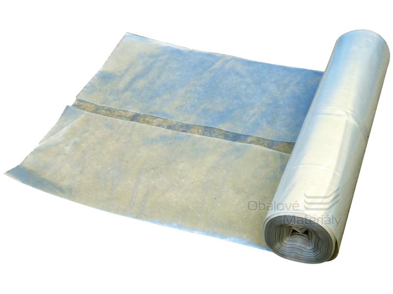 Polyetylenový pytel 70*110 cm, typ 100, 120 l, nosnost 25 kg, transparentní, 15 ks