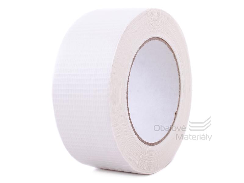 Universální páska 48 mm * 50 m, bílá