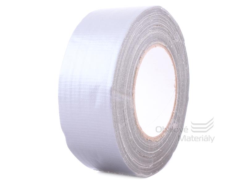 Universální páska silně lepící 48 mm * 50 m  šedá