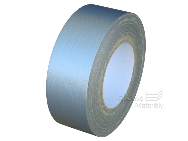 Universální páska silně lepící 50 mm * 50 m šedá