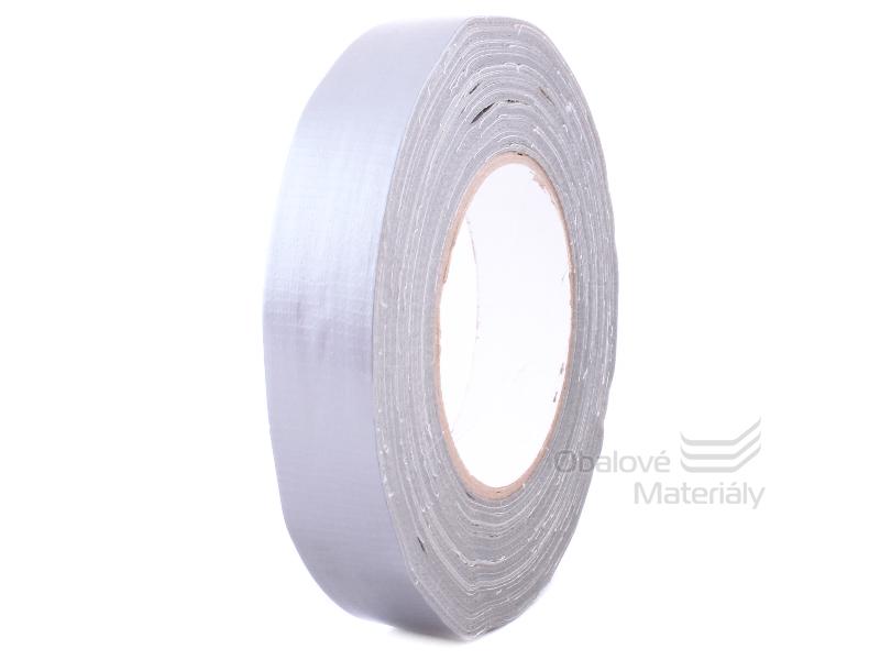 Universální páska silně lepící 25 mm * 50 m  šedá