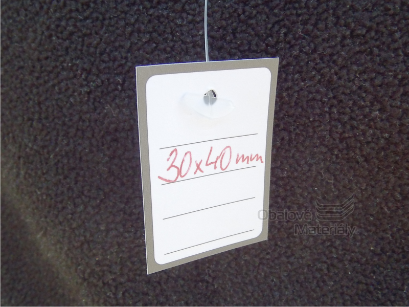 SPLINTY 40mm pro kleště DENNISON FINE - 5000 ks