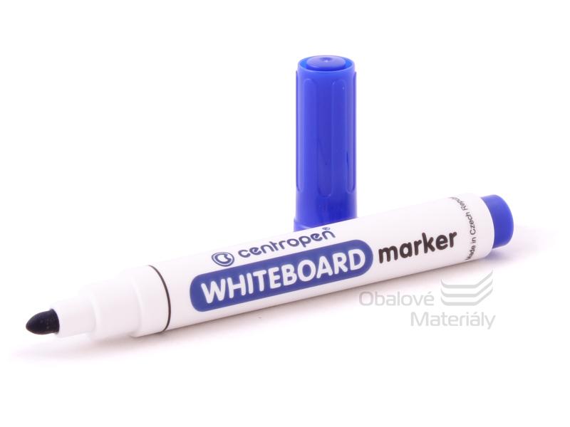 Značkovač Centropen 8559/1 -  WHITEBOARD modrý