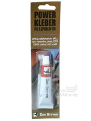 Power kleber (PU lepidlo D4) 23ml Fix Flex